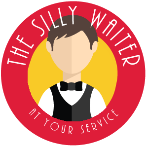 The Silly Waiter: At your service